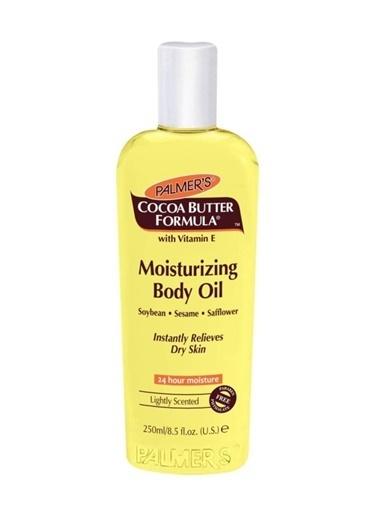 Palmers Palmer's Nemlendirici Vücut Bakım Yağı - Cocoa Butter Formula Moisturising Body Oil 250 ml Renksiz